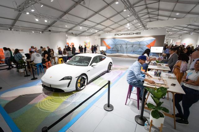 Porsche presenta su nuevo coche eléctrico durante SCOPE - image2
