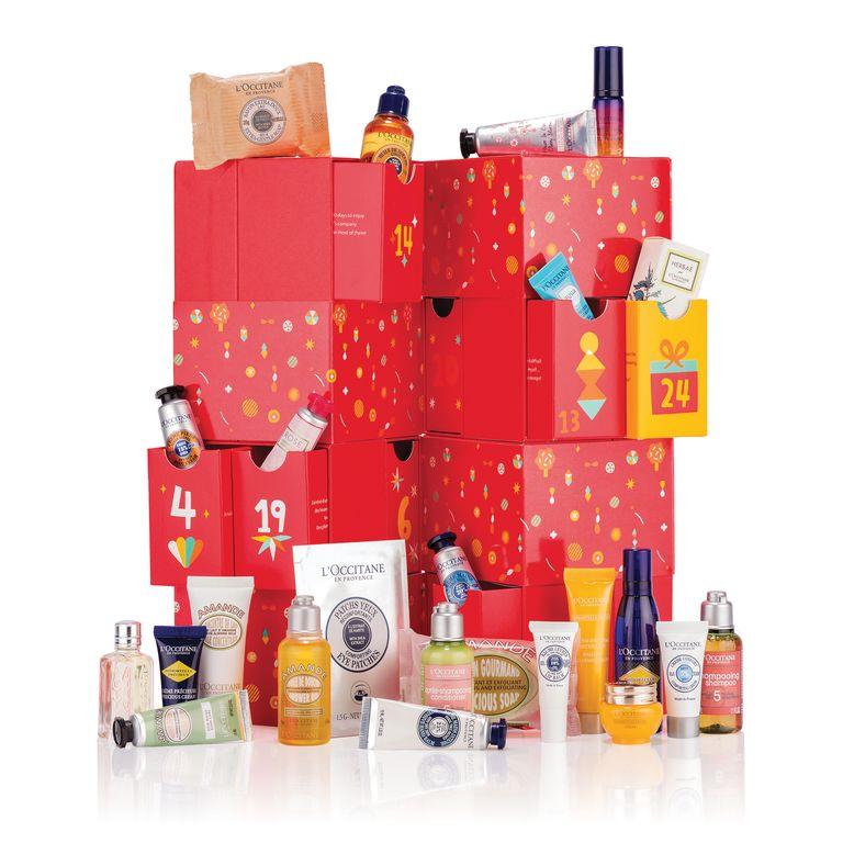 Los mejores advent calendars para recibir la Navidad - l_occitane
