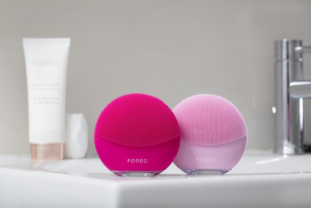 LUNA mini 3 de FOREO: todo lo que necesitas saber para enamorarte de este cepillo de limpieza facial