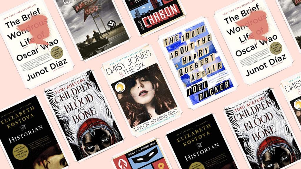 Bucket list de libros para disfrutar en casa
