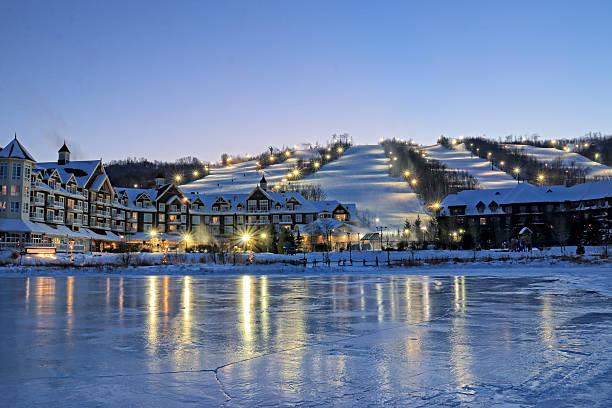 Blue Mountains, un destino para esquiar que no conocías