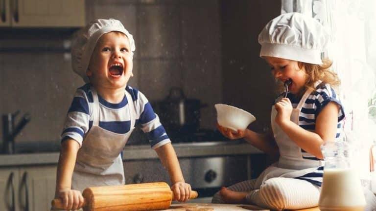 5 recetas para cocinar con los pequeños este Día del Niño