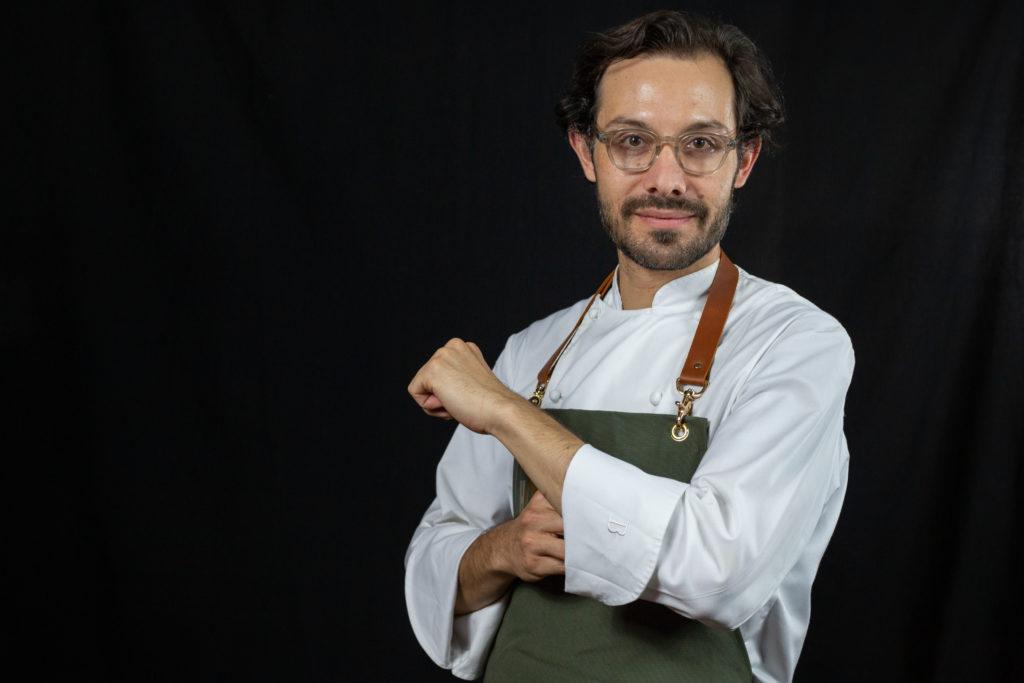 Joaquín Cardoso, una mezcla gastronómica entre Francia y México