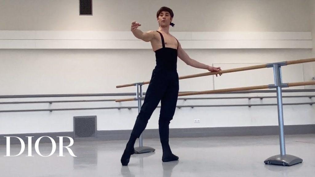 Dior x Ópera de París: taller de ballet online