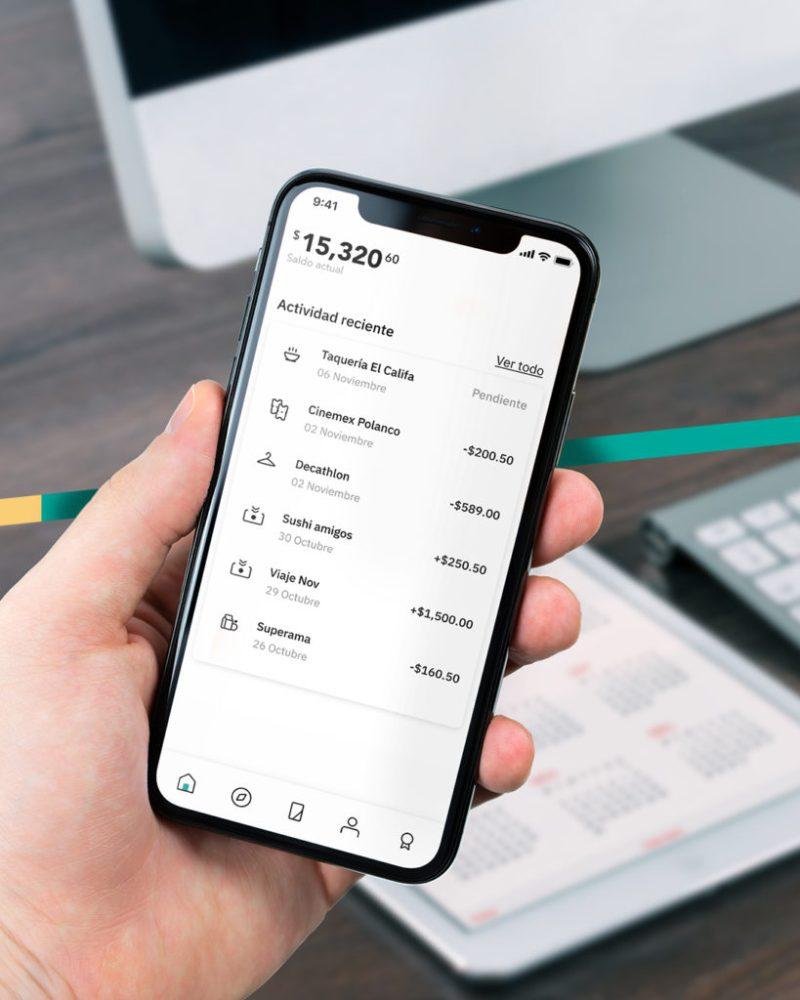 Klar, una alternativa 100% digital a la banca en México - klae-2