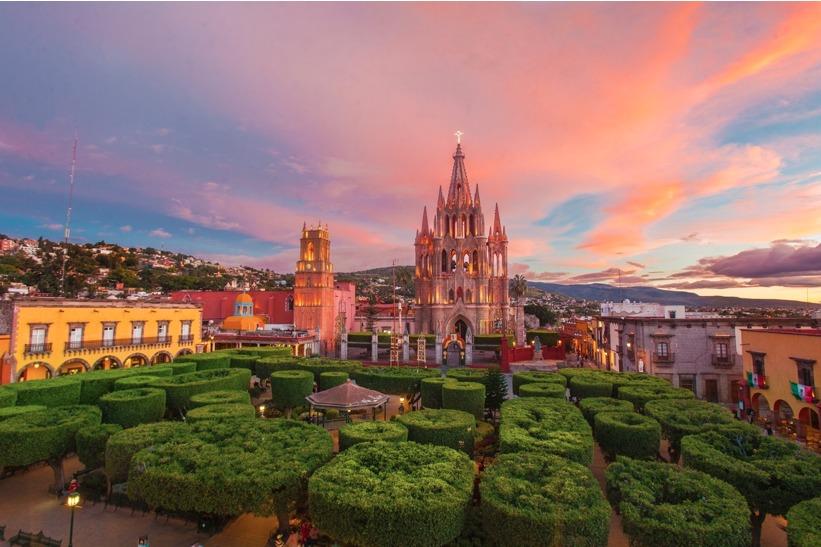 Hoteles en San Miguel de Allende que te dan la bienvenida nuevamente