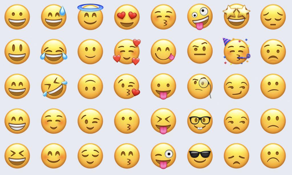 Día Mundial del Emoji: descubre cuáles son los más usados en el mundo