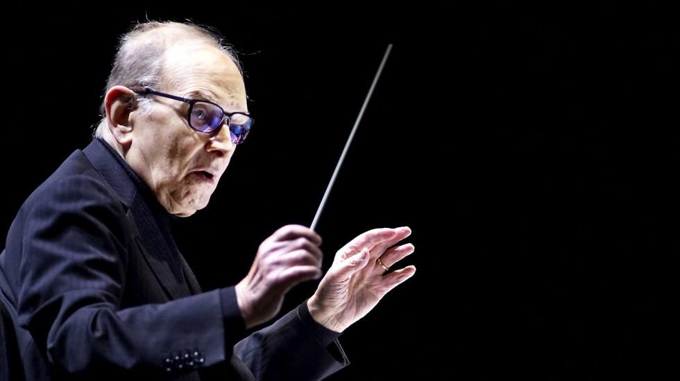 Murió a los 91 años el compositor italiano Ennio Morricone