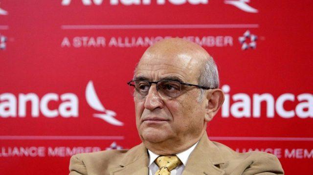 Germán Efromovich declaró que sigue interesado en invertir en Alitalia para rescatar Avianca