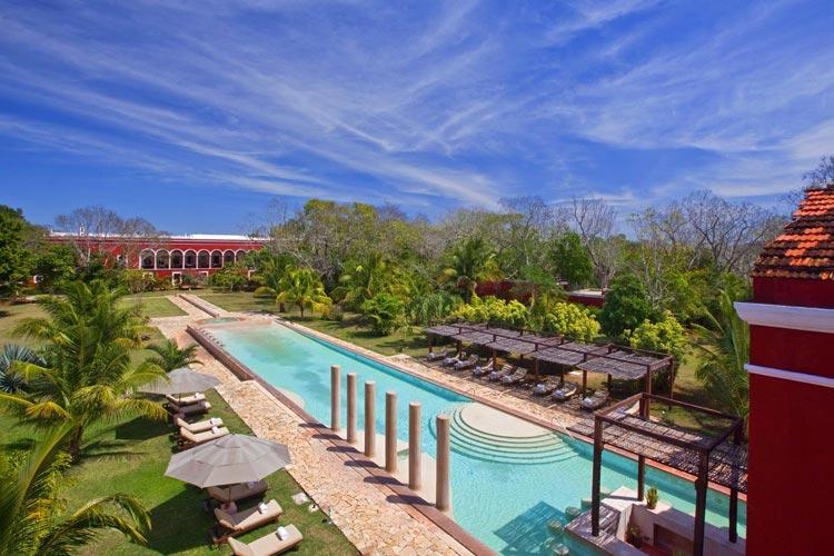 7 hoteles boutique en México ideales para escaparte el fin de semana - the-hacienda-temozon-mexico-best-hotels