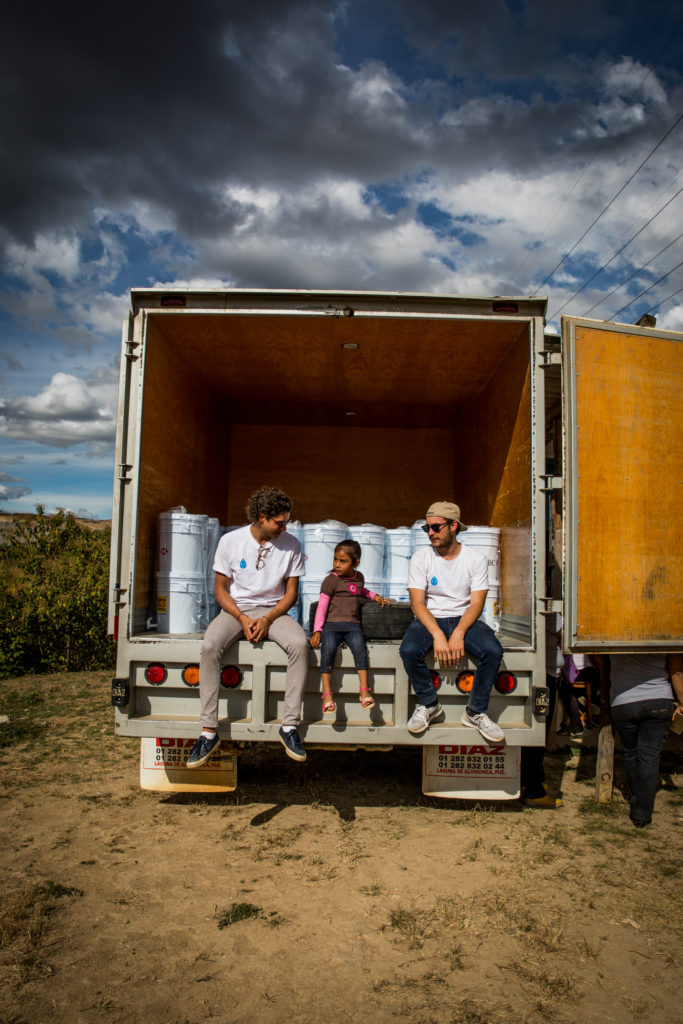 Agua limpia para todos. Celebra la Semana Mundial del Agua con Somos Agua