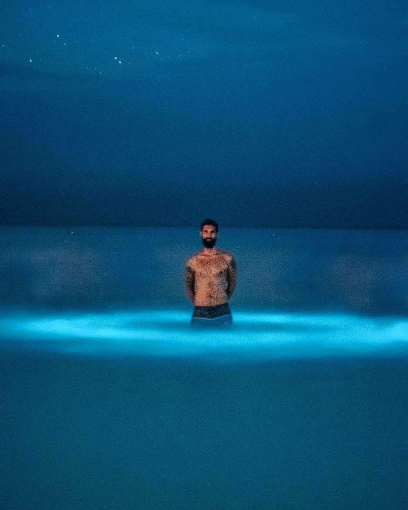 Holbox, el destino ideal para apreciar la bioluminiscencia