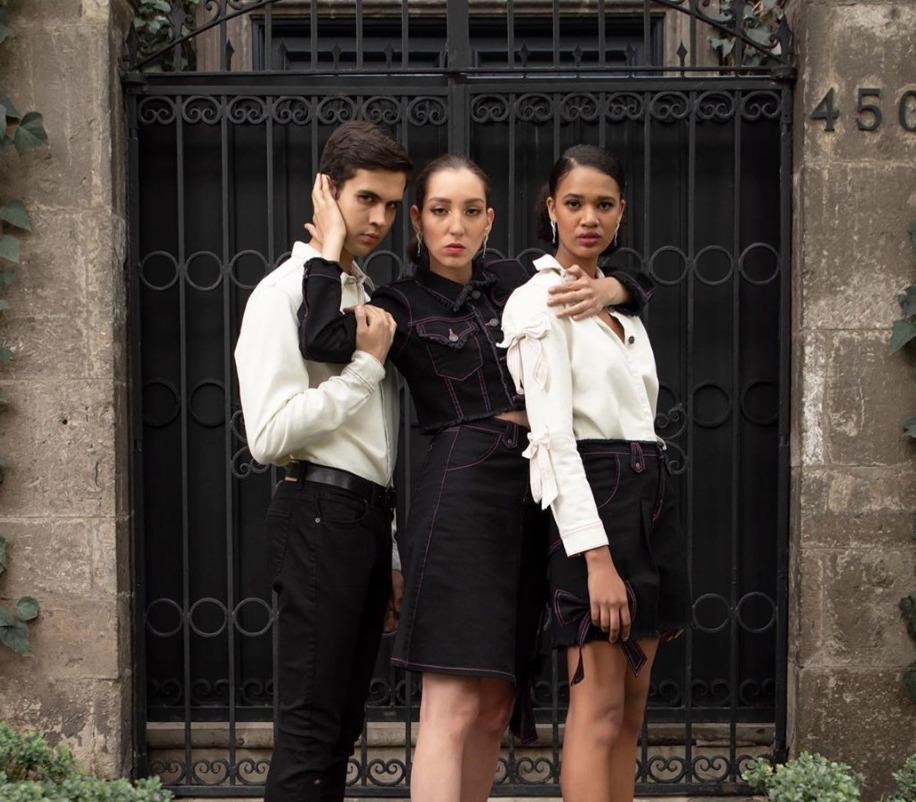 Denim on denim: Piso Uno, la marca de mezclilla mexicana más cool