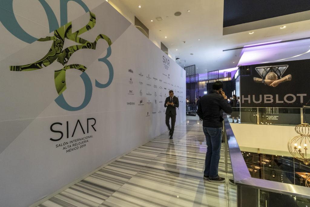 SIAR 2020, comprometido con la salud y la industria relojera, abre sus puertas el 20 de octubre