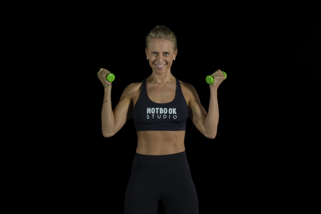 Descubre el poder de las clases de Body Barre de la mano de la coach Denise Bouffier