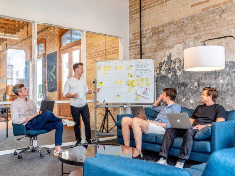 TrepCamp: conviértete en un emprendedor y transforma el mundo con tu innovador proyecto - austin-distel-wd1lrb9oeeo-unsplash