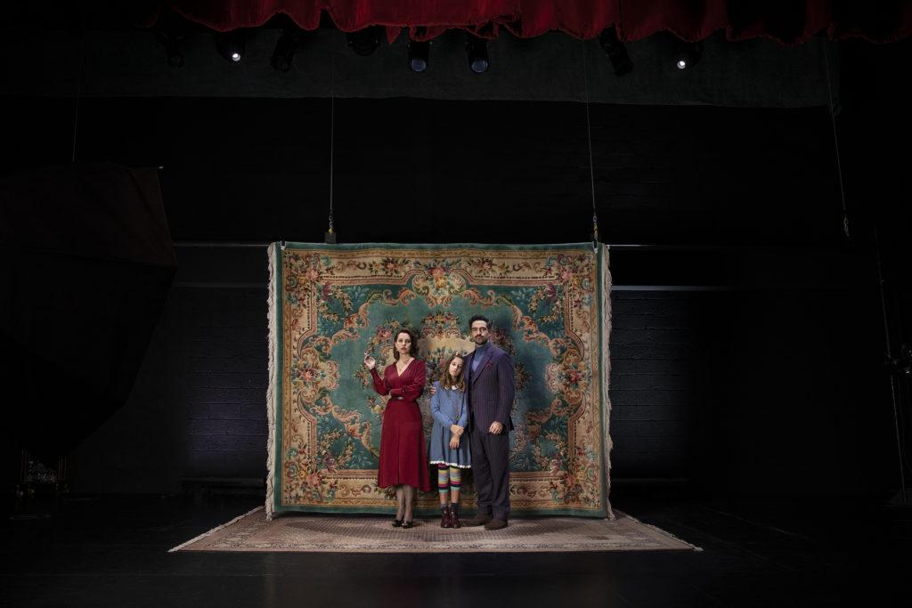 El paraíso de la invención: por primera vez juntos en una tragicomedia Marina de Tavira y Alfonso Herrera