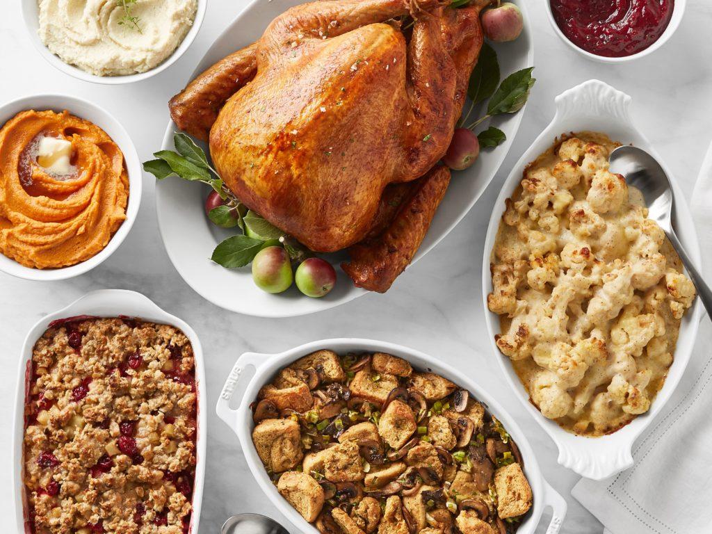 Recetas para la cena perfecta de Thanksgiving
