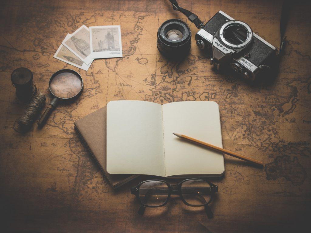 Wish list para viajeros