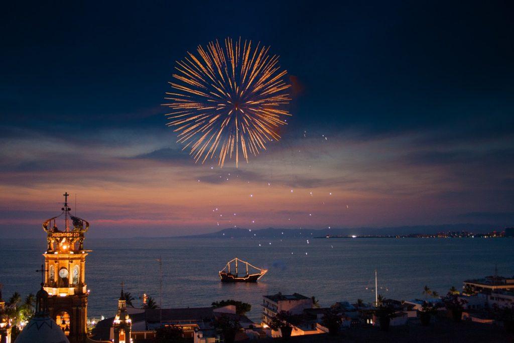 Los mejores destinos mexicanos para celebrar Año Nuevo