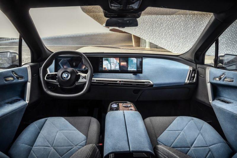 Conoce el nuevo BMW iX, un SAV completamente eléctrico - bmw-ix-amazon-zoom-online-google-nfl-packers-playoffs-google-bmw-amazon-google-bmw-ix-tech-google-online-coronavirus-nfl-3