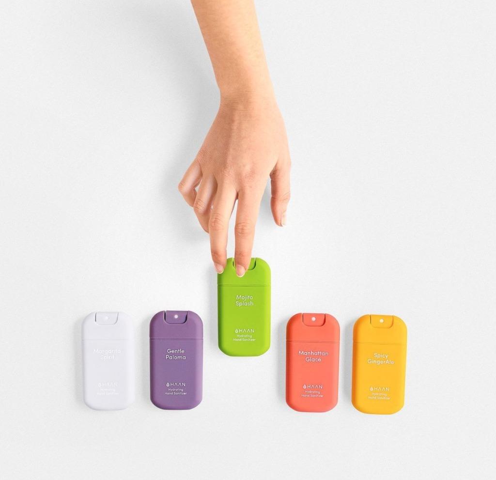 Haan Pocket, tu sanitizante para manos de diario