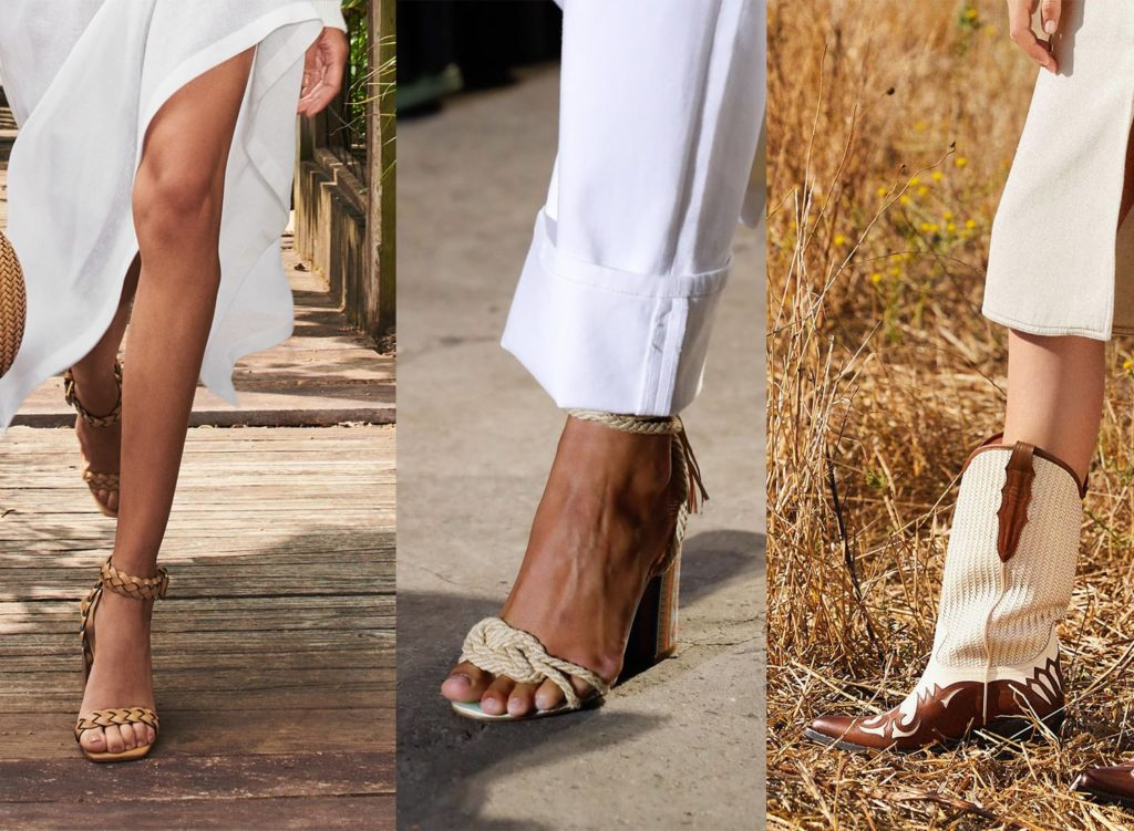 Ocho tendencias en zapatos para primavera 2021