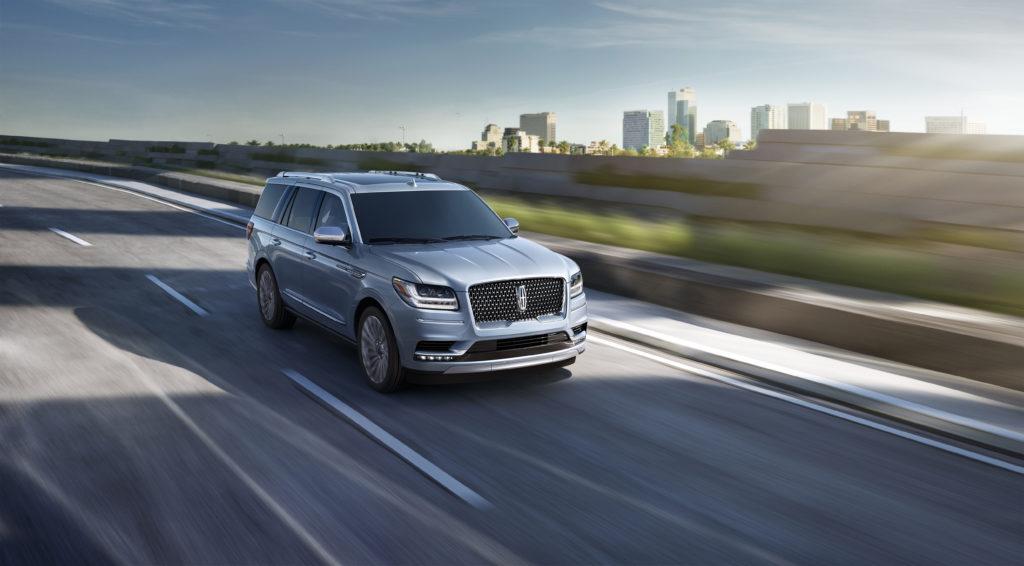 Experimenta un viaje excepcional con la nueva Lincoln Navigator 2021