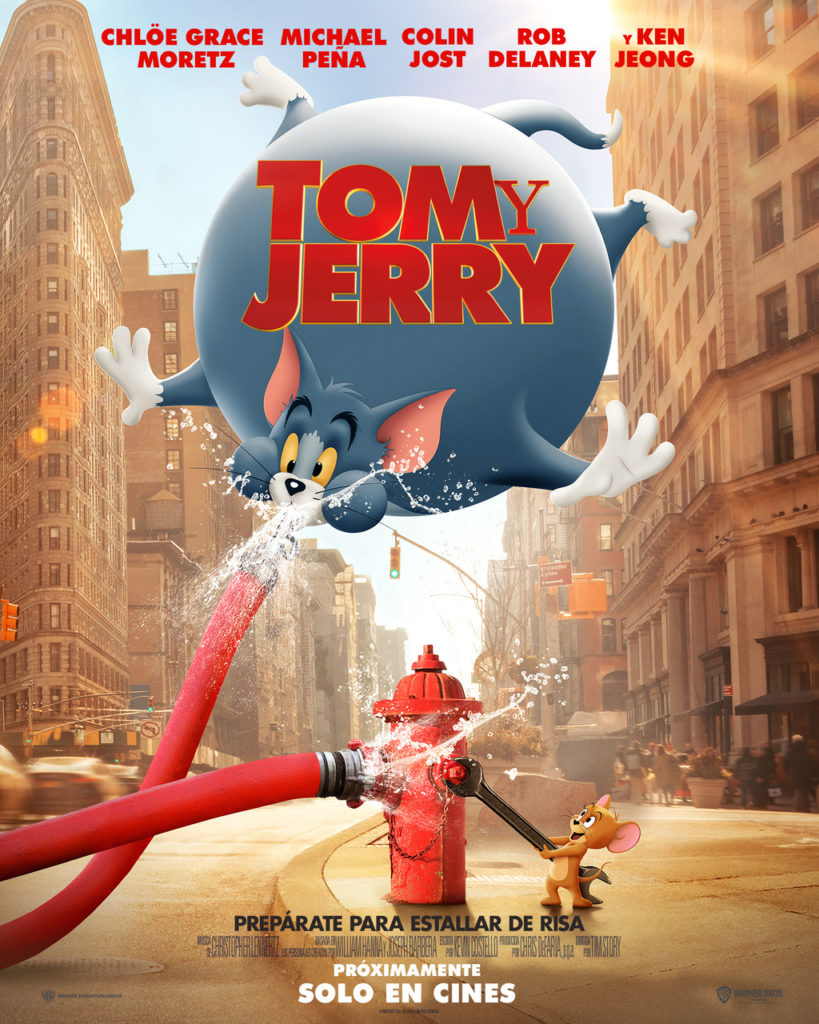 Fun facts de Tom & Jerry: The Movie