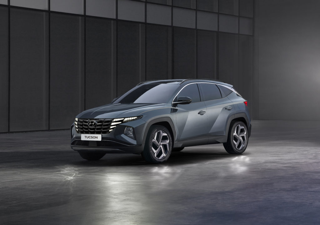 Tecnología, confort y seguridad: conoce todos los detalles de la nueva SUV Hyundai Tucson 2022