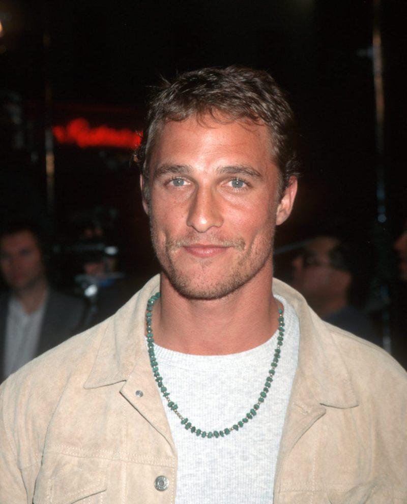 Los mejores datos que no conocías sobre Matthew McConaughey - foto-2-1