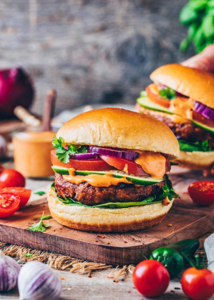 Vegan burgers, los mejores lugares en la CDMX para disfrutarlas