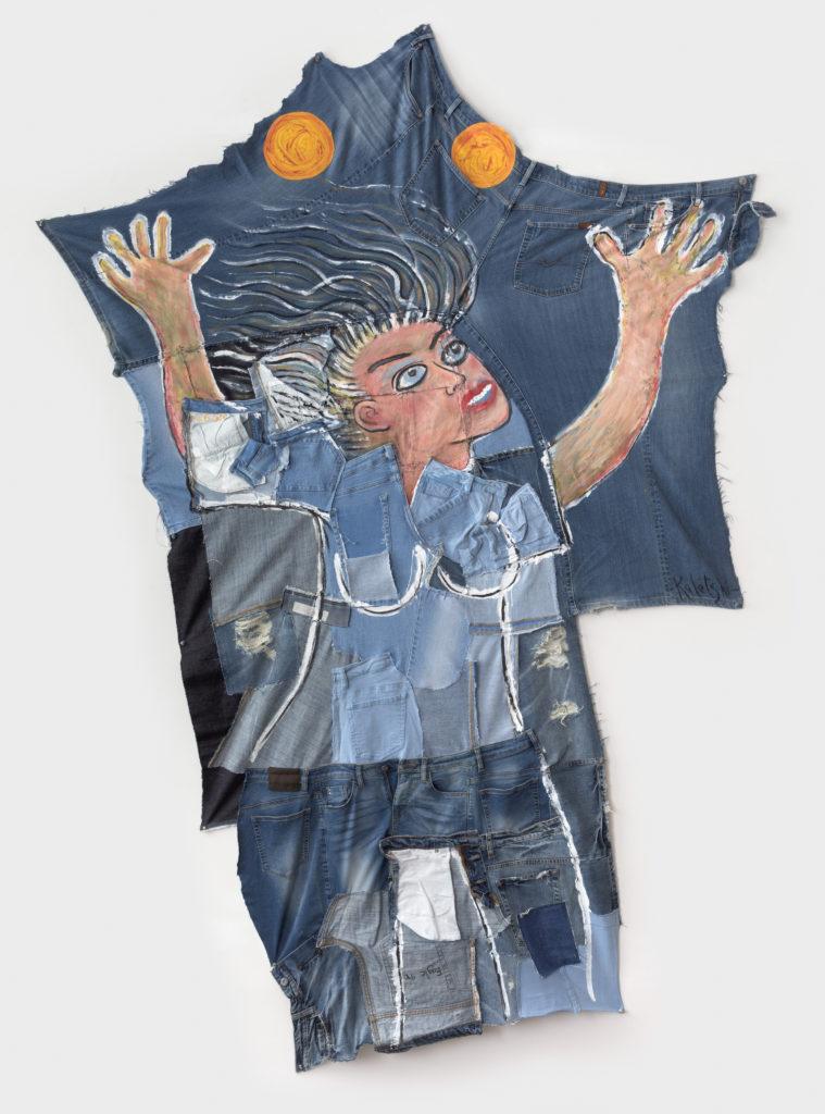 No te pierdas la nueva colección de arte de Alexander Kaletski: La vie en bleu