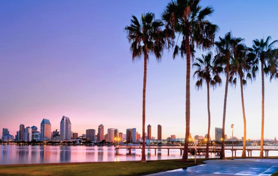 San Diego, un West Coast desenfadado y amigable