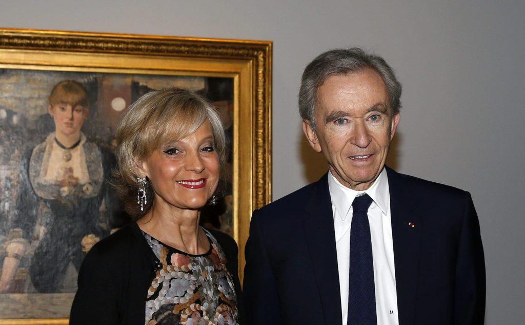 Bernard Arnault se convirtió en el hombre más rico del mundo, aunque fuera por unas horas