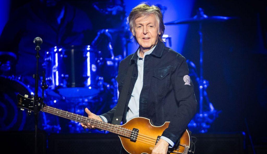 Celebra los 79 años de Paul McCartney con sus 10 mejores conciertos