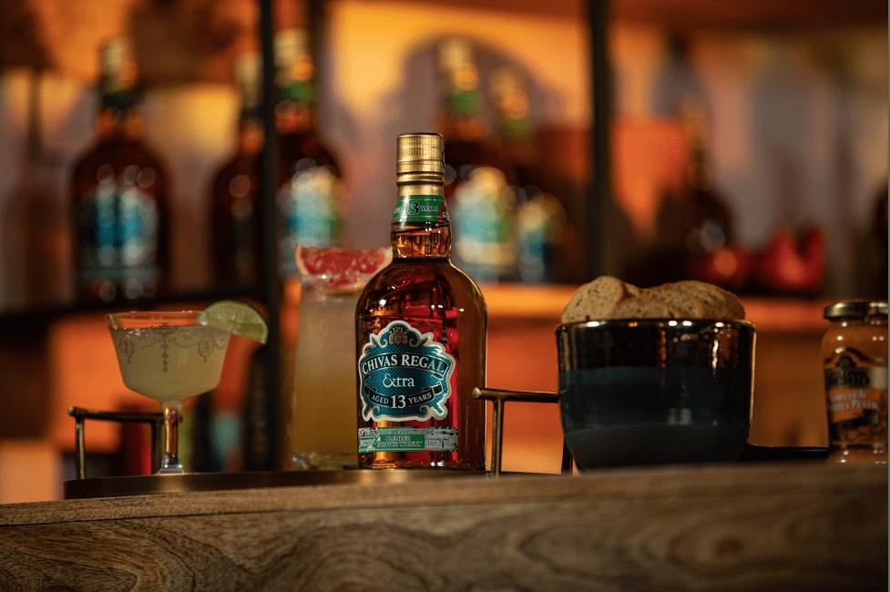 Chivas Regal Extra 13 Tequila llega a HOTBOOK Studio con dos imperdibles propuestas de mixología