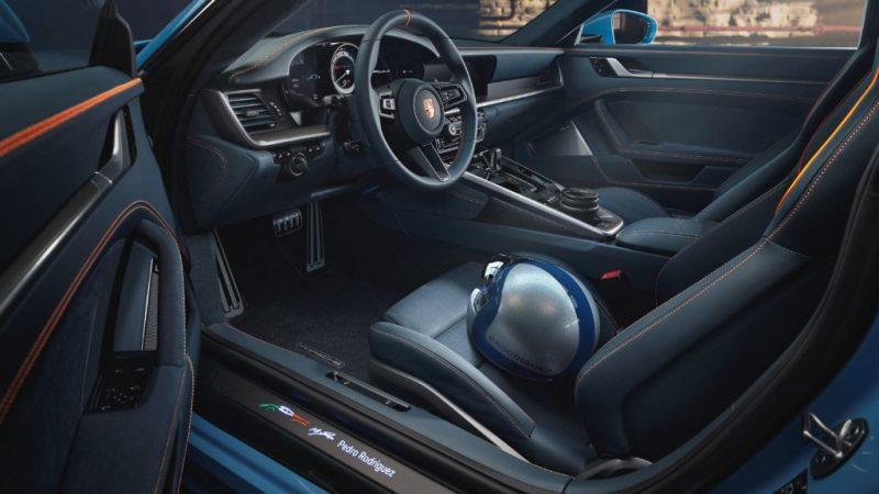 Porsche 911 Turbo S 'One of a Kind' Pedro Rodríguez - porsche-911-turbo-s-pedro-rodriguez-juegos-olimpicos-tokio-2020-seleccion-mexicana-formula-1-usa-canada-hamilton-verstapen-3