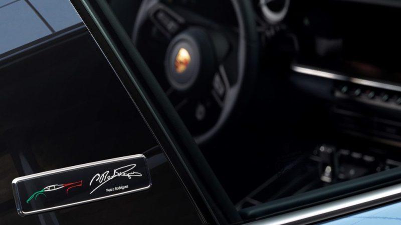 Porsche 911 Turbo S 'One of a Kind' Pedro Rodríguez - porsche-911-turbo-s-pedro-rodriguez-juegos-olimpicos-tokio-2020-seleccion-mexicana-formula-1-usa-canada-hamilton-verstapen-4