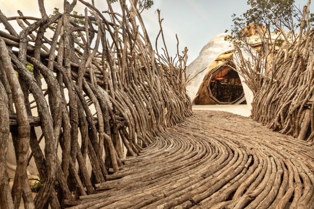 City of Arts, un oasis artístico en Azulik Uh May - sfer-ik-uh-may-espacios-3