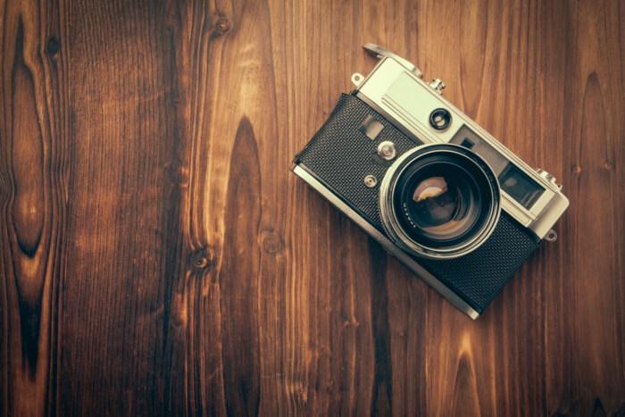 Cómo tomar buenas fotos: regla de tercios