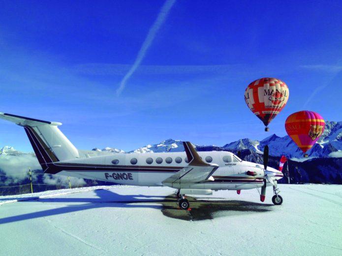Six Senses Courchevel, un paraíso invernal dificil de olvidar - ballooning