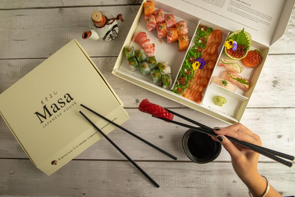 ¡De Japón a tu mesa! Conoce Masa Japanese House