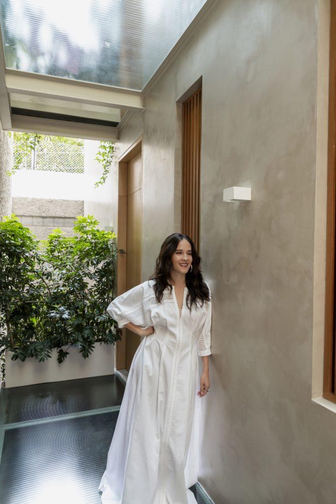 Ximena Sariñana en su faceta más humana