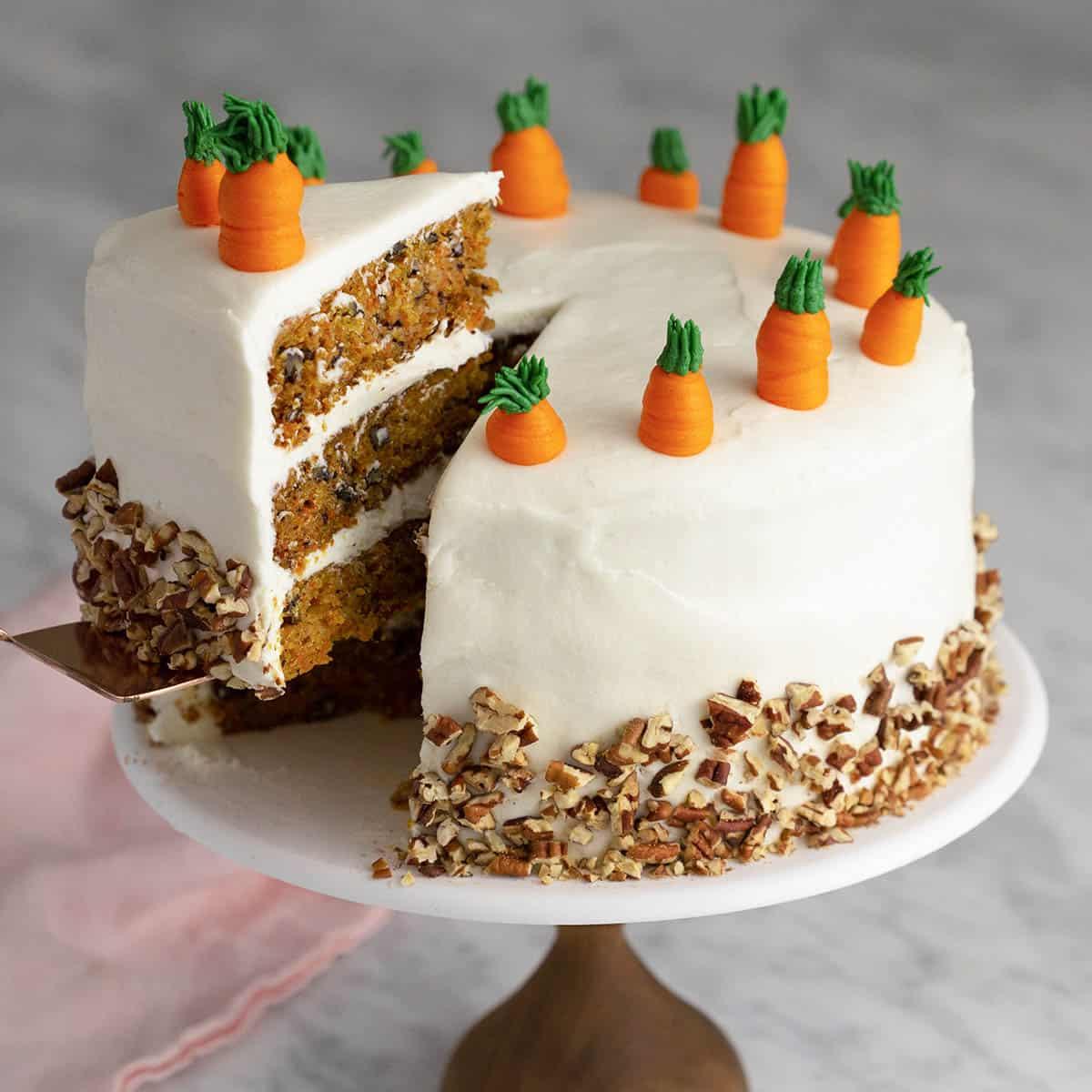 ¡Inolvidables! Los mejores pasteles de zanahoria de la CDMX