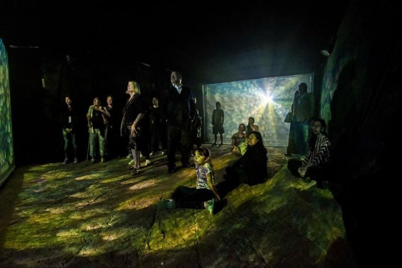 5 exposiciones que no te puedes perder en la CDMX en septiembre - 1-el-bosque-de-victor-zapatero-5-exposiciones-que-no-te-puedes-perder-en-la-cdmx-en-septiembre