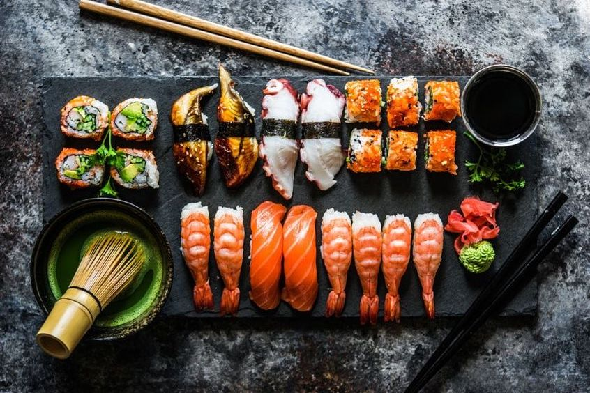 Top 5: restaurantes japoneses en la CDMX
