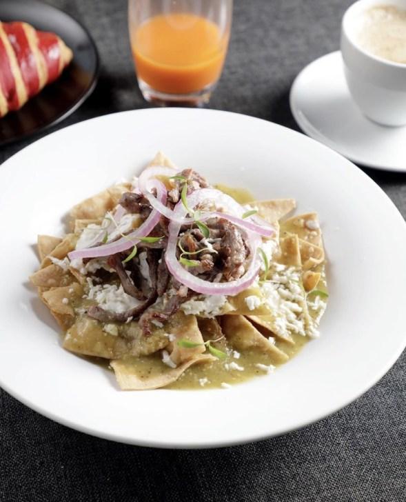 Top 5: los mejores chilaquiles de la CDMX - carolo