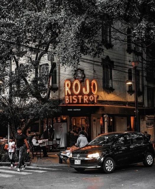 Eat like a local: ruta gastronómica en la CDMX - condesa