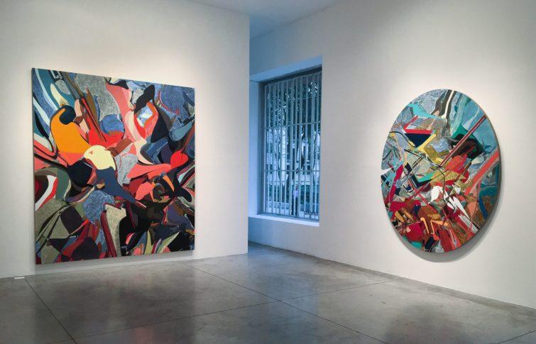 El increíble mundo artístico de  Omar Rodriguez-Graham - paintingafter-omarrodriguez-graham-2017-4